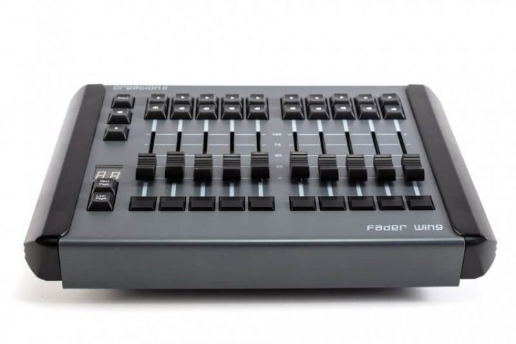 GLP Creation II Lighting Controller Fader Wing