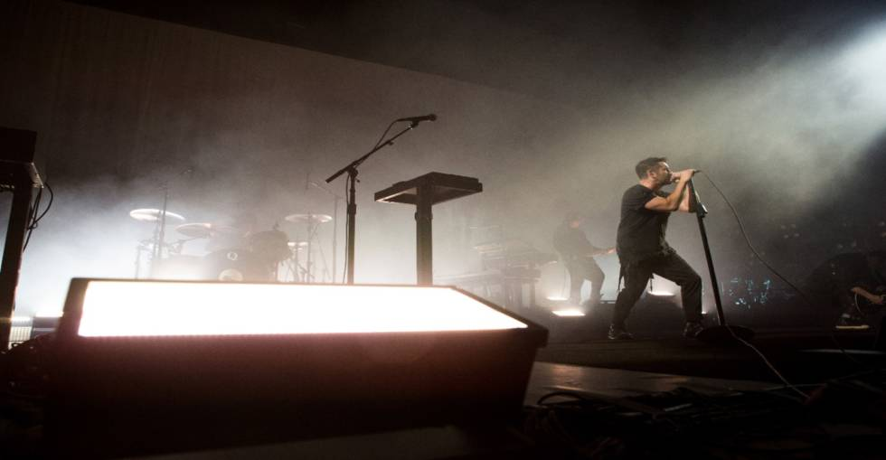 JDC1 with Nine Inch Nails