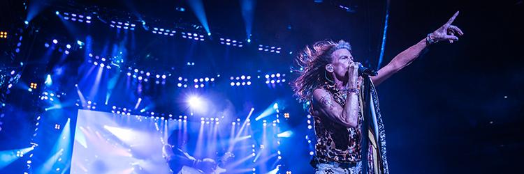 impression X4 with Aerosmith