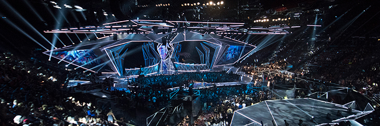JDC1 at 36th MTV VMAs