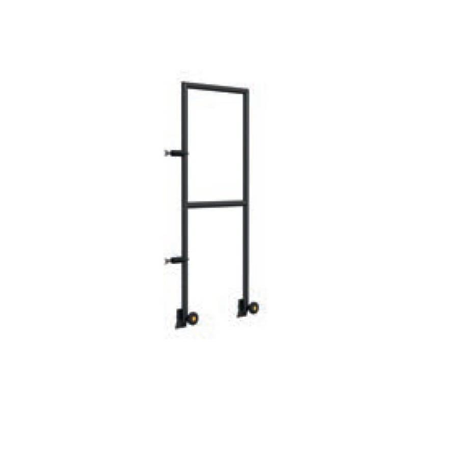 CT Stage Deck Railings
