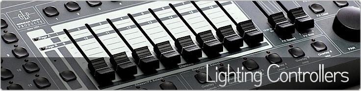 GLP Lighting Controller Scan Operator FX II