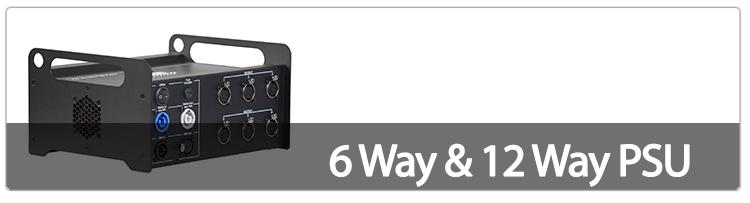 6 way Power Supply Unit