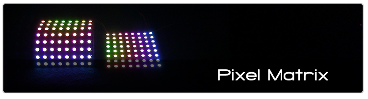 SceneX Lighting Pixel Matrix