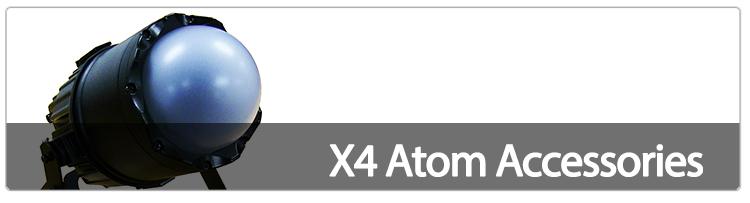 Versatile X4 atom Accessories