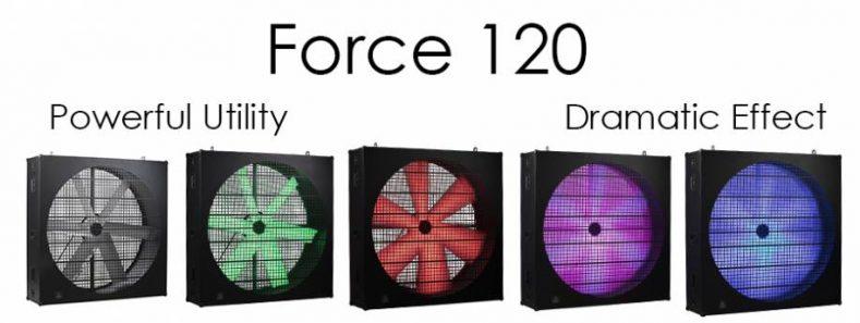 Force 120 fan